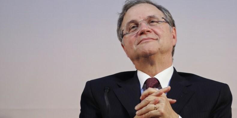 Visco reconduit pour six ans à la tête de la Banque d'Italie