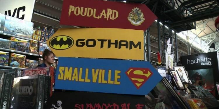 Comic Con: Les fans de comics se retrouvent à Paris