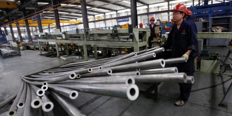 Washington impose des droits antidumping sur l'aluminium chinois