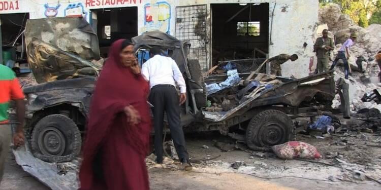 Somalie: 27 tués dans l'explosion de 2 véhicules piégés, samedi