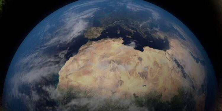 Les scénarios du changement climatique