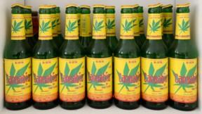 Les boissons au cannabis s'envolent en Bourse