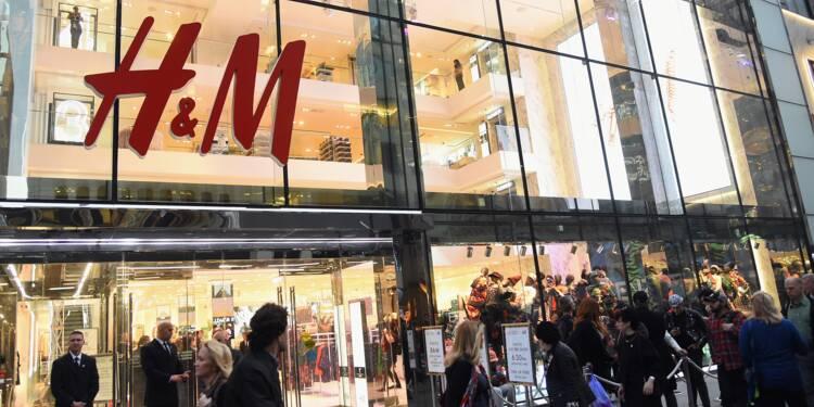 H&M accusée de brûler des tonnes de vêtements invendus