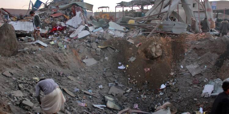Yémen: la coalition dirigée par Ryad bombarde le ministère de la Défense à Sanaa