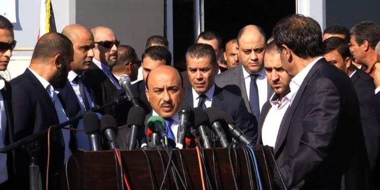 Le Hamas cède le contrôle du point de passage avec l'Egypte (2)