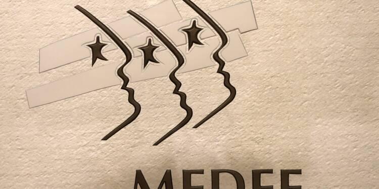 Neuf candidatures validées pour l'élection à la présidence du Medef
