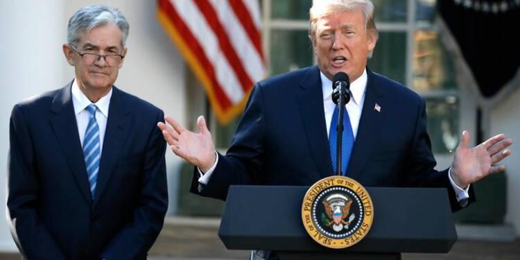 Donald Trump nomme Jerome Powell à la présidence de la Fed