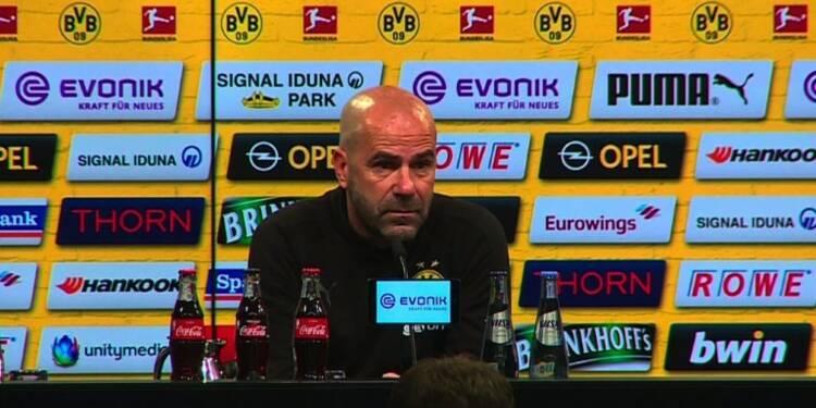 Football/Bundesliga: Dortmund-Bayern, ascenseur pour l'échafaud