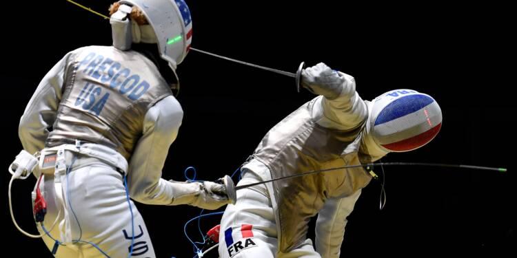 Ces champions du sport qui sont cadres dans une entreprise