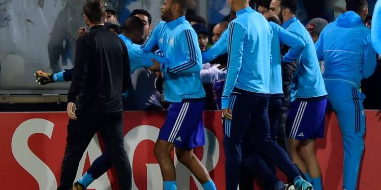 """Marseille: Evra, le jour du jugement de """"Tonton cogneur"""""""