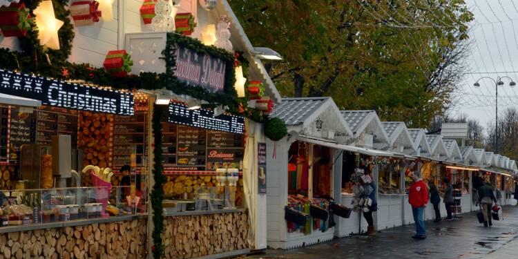 Marché de Noël : les forains menacent de bloquer Paris