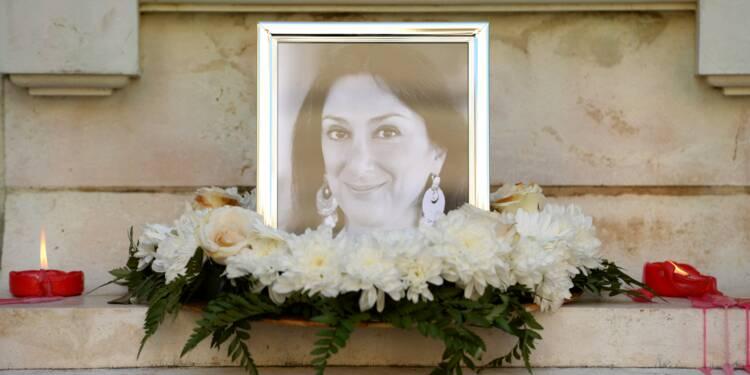 Malte: 3 inculpations dans l'enquête sur l'assassinat d'une journaliste