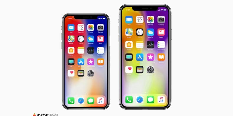 iPhone 2018 : coup d'oeil sur ce que prépare Apple...