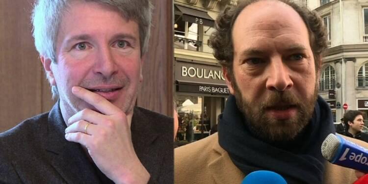 Eric Vuillard remporte le Goncourt, Olivier Guez le Renaudot