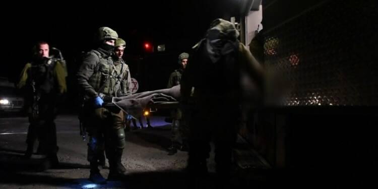 Sur le Mont Hermon, des blessés syriens soignés par Israël