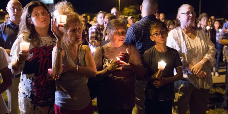 Texas : 26 morts dans une église lors d'une des pires fusillades aux Etats-Unis