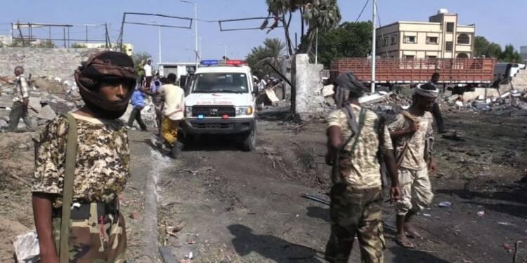 Fin d'une prise d'otages de l'EI au Yémen, 35 morts