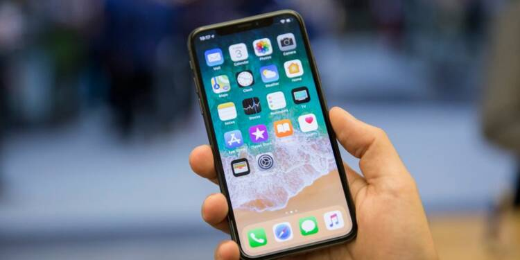 Attention à la chute, l'iPhone X est hyper fragile (et cher à réparer) !
