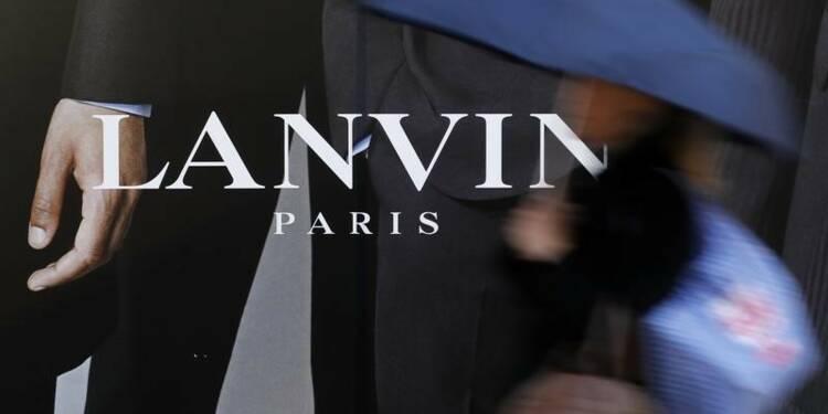 La maison de couture Lanvin serait au bord du dépôt du bilan