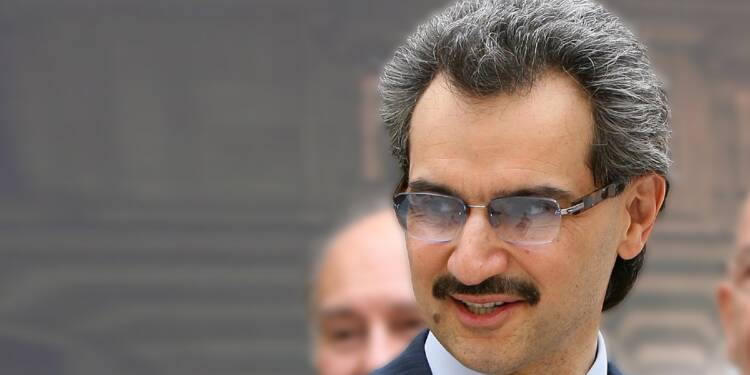 Le prince Al Walid, actionnaire du George V et d'Apple, arrêté