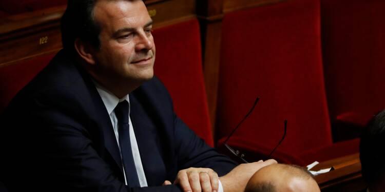 """Assemblée: Solère quittera ses fonctions de questeur """"dès la fin de cette année"""""""