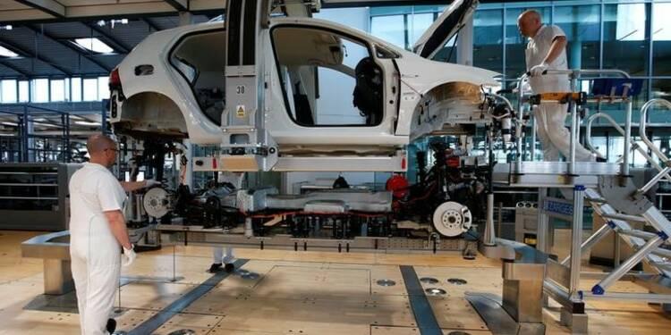Risque d'une surchauffe de l'économie allemande, selon un rapport