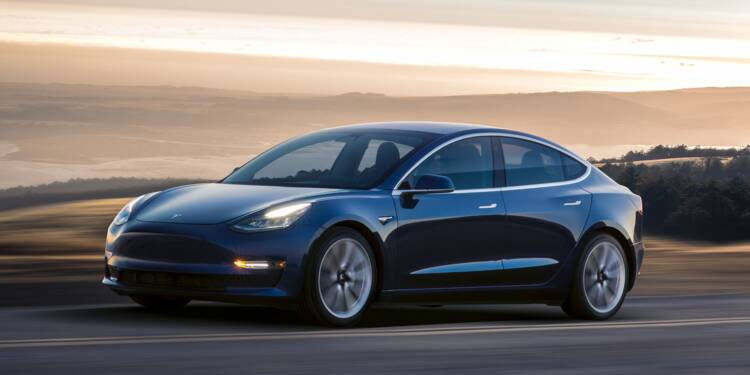 Tesla Model 3, BMW i3s... les 5 voitures électriques les plus branchées du moment