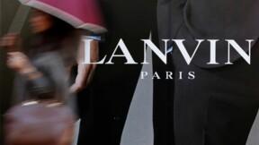 Lanvin confirme qu'il procèdera à une augmentation de capital