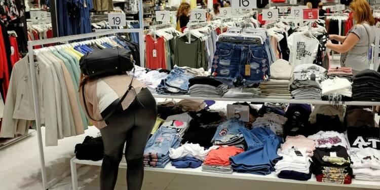 Zone euro: Hausse plus forte que prévu des ventes au détail