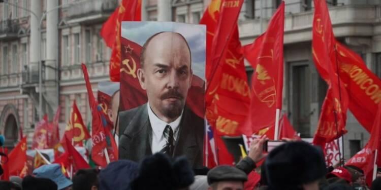 Russie: le Parti communiste célèbre les 100 ans de la révolution