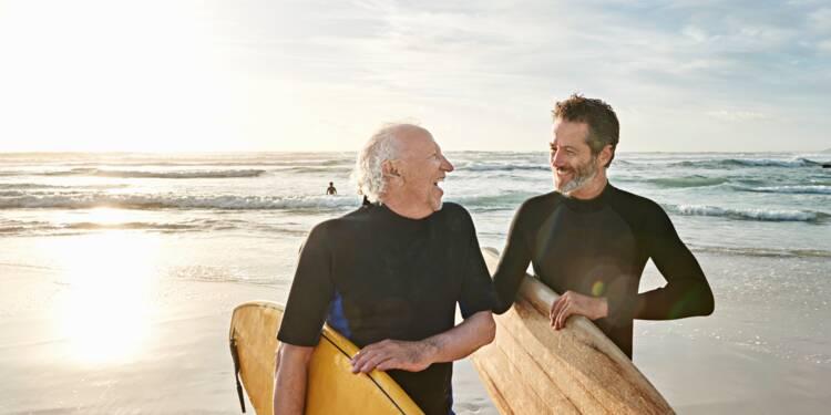 Le spectaculaire rebond de l'âge de départ en retraite depuis 10 ans
