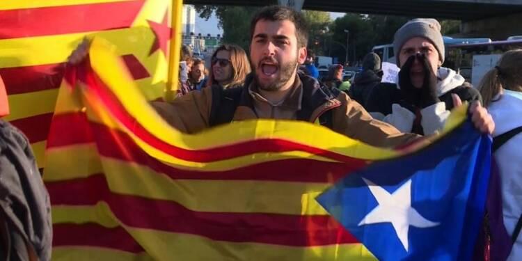 Catalogne:grève, transports bloqués à l'appel d'indépendantistes