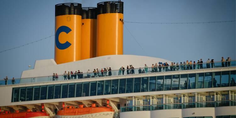L'incroyable rébellion des passagers d'un paquebot Costa Croisières
