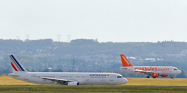 Air France / easyJet : quelle est la compagnie la plus ponctuelle en France?