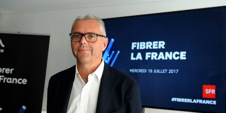 Michel Combes, ancien d'Altice atterrit chez l'opérateur Sprint