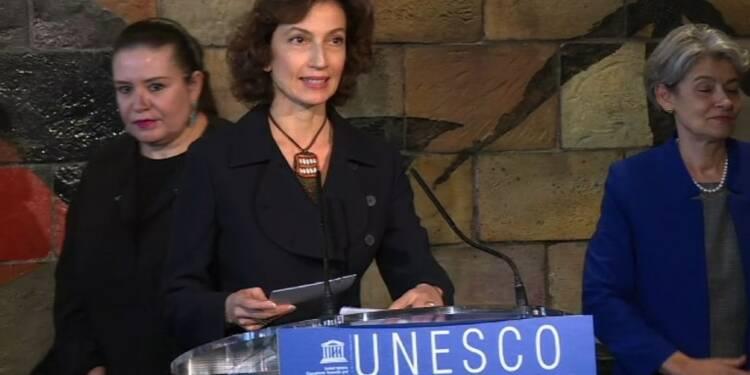 La Française Audrey Azoulay confirmée à la direction de l'Unesco