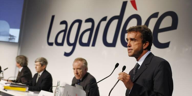Le conseil Bourse du jour : Lagardère, une valeur de rendement