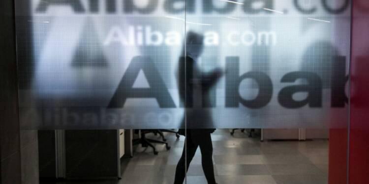 """Alibaba: Record de ventes pour la """"journée des célibataires"""""""