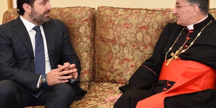 "A Ryad, le patriarche maronite dit ""comprendre"" la démission de Hariri"