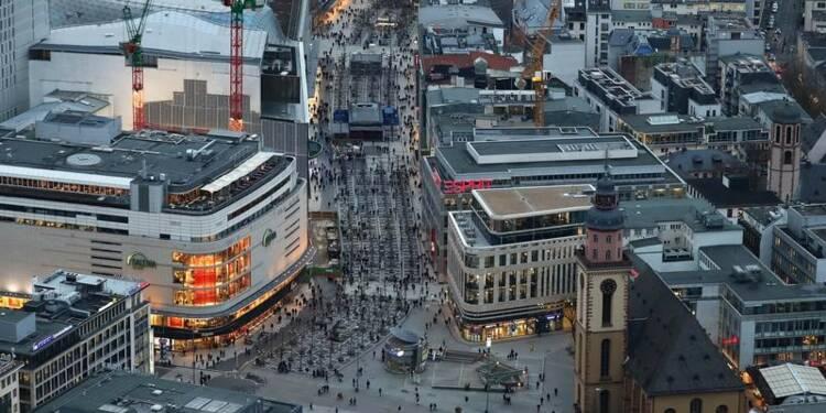 Allemagne: L'indice ZEW progresse à 18,7, moins qu'attendu