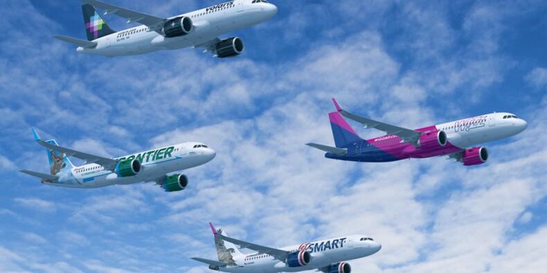 Airbus signe le plus gros contrat de son histoire