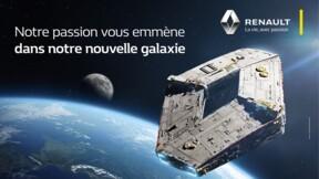 """Mais que vient faire Renault chez """"Star Wars"""" ?"""