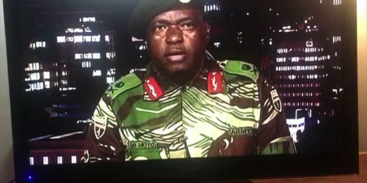 Zimbabwe: l'armée annonce être intervenue contre des