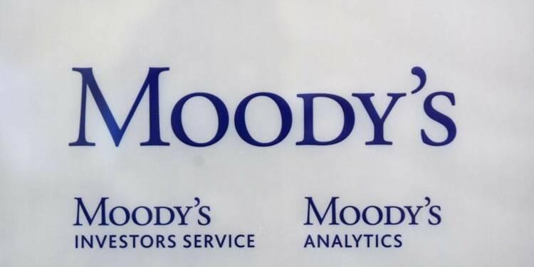 L'amélioration des conditions de crédit continuera en 2018, dit Moody's