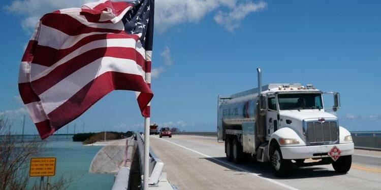 USA: Les prix à l'importation ont moins augmenté que prévu