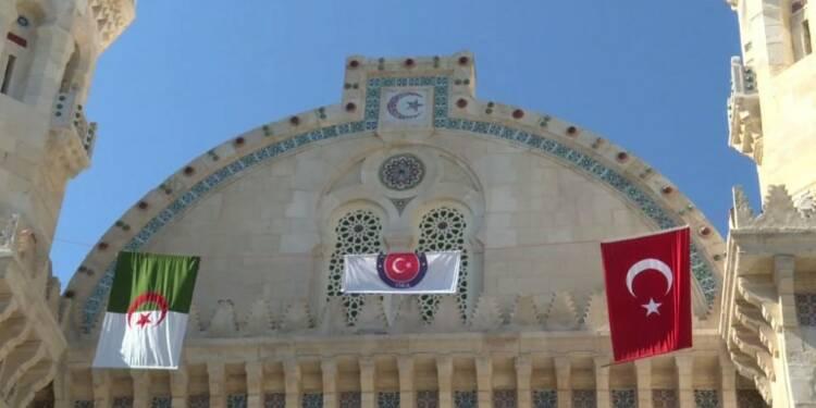 La mosquée Ketchaoua d'Alger retrouve sa splendeur
