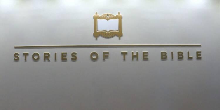 Ouverture d'un musée de la Bible à Washington