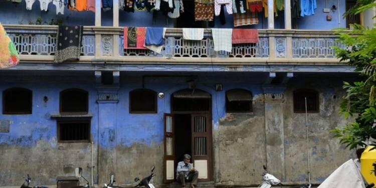 En Inde, la difficile préservation du vieux Ahmedabad