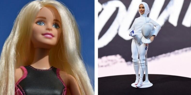 La Barbie voilée, une bonne idée de Mattel ?