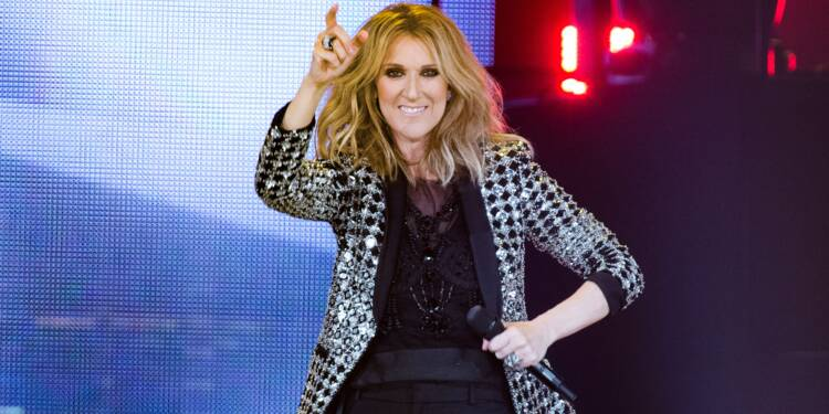 Céline Dion de retour dans le top 5 des chanteuses les mieux payées au monde
